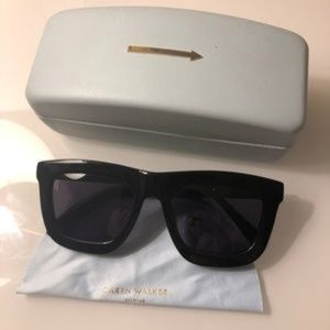 Karen Walker Accessories - Karen Walker Deep Worship Sunglasses